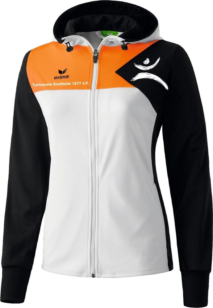 2017er TVK Damen Trainingsjacke